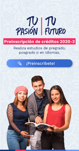 Ya empezamos! Pre inscribete para créditos educativos